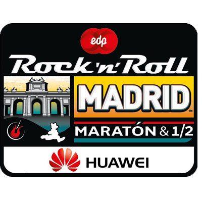 Atletas de Los Pedroches en la maratón de Madrid