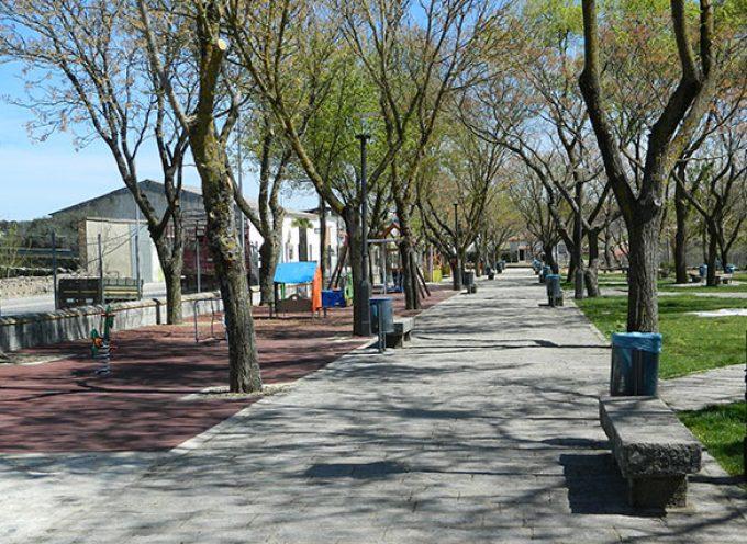 Remodelación y mejora del parque San Gregorio de Villanueva de Córdoba