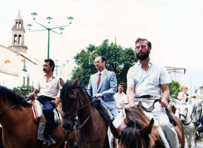 Ha fallecido Alfonso Cobos, exalcalde de Pedroche