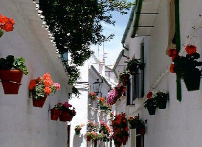 Villanueva de Córdoba participa en el Concurso de Patios y Rincones de la Provincia de Córdoba
