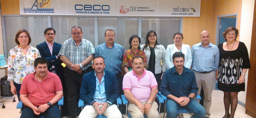 Celebrada asamblea general en Adepo, CCA y EYA Pedroches