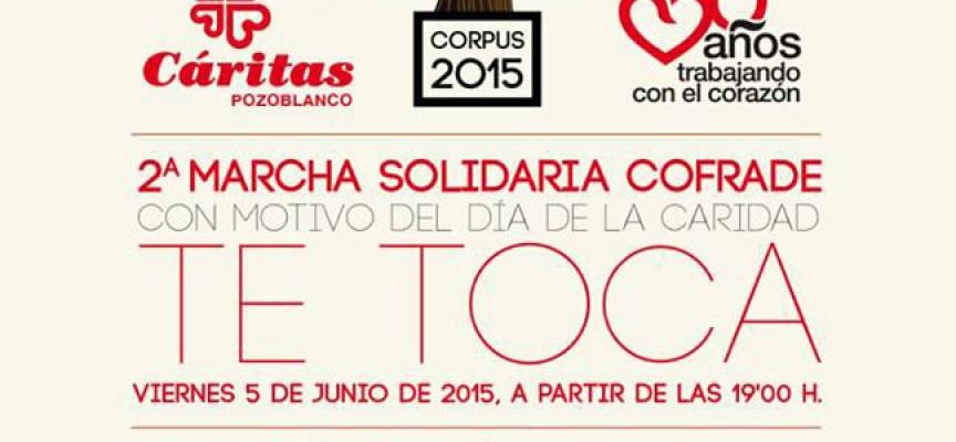 Llega la II Marcha Solidaria Cofrade de las Cofradías de Pozoblanco
