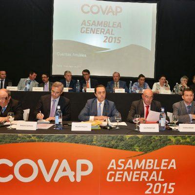 Covap aprueba las cuentas de 2014 y la fusión con la Cooperativa San Miguel de Villanueva de Córdoba