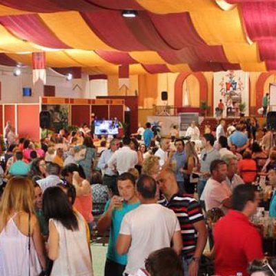 Buena aceptación de la Feria Agroganadera en Hinojosa del Duque