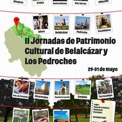 Se celebran las II Jornadas de Patrimonio Cultural de Belalcázar y Los Pedroches