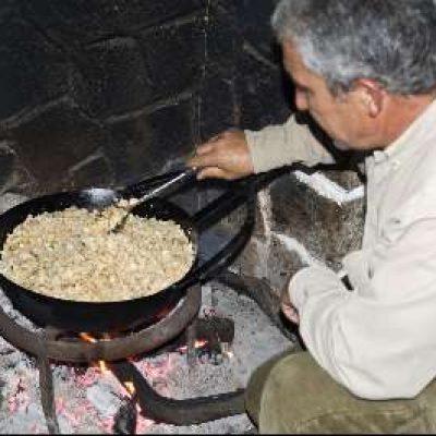 Patrimonio Inmaterial de Andalucía: Elaboración de migas