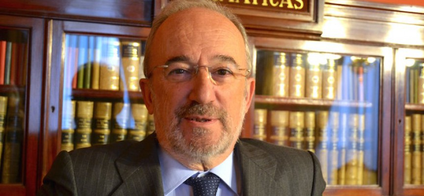 Hemos hablado con Santiago Muñoz Machado de las Jornadas de Otoño y de Cataluña [audio]