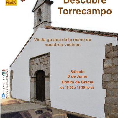 'Descubre Torrecampo' enseña el municipio a los viajeros de la mano de sus propios vecinos