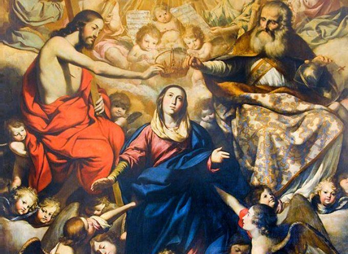 La Virgen de Veredas en la procesión magna de Vírgenes coronadas