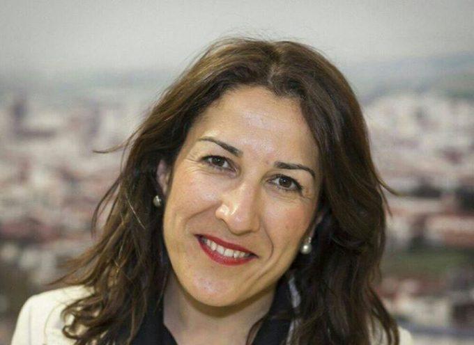 La pozoalbense Auxiliadora Pozuelo, diputada en Córdoba