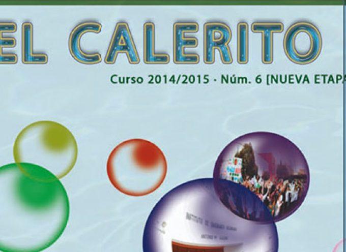 Publicado el número 6 de la revista 'El Calerito'