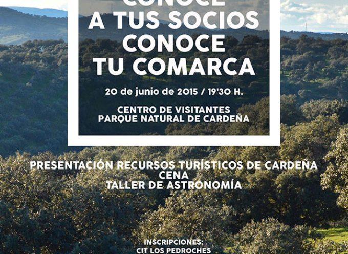 Primer encuentro de empresarios organizado por el CIT Los Pedroches