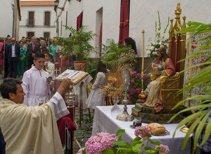 Designado Santiago Ruiz como Mayordomo de la Virgen de Piedrasantas en Pedroche