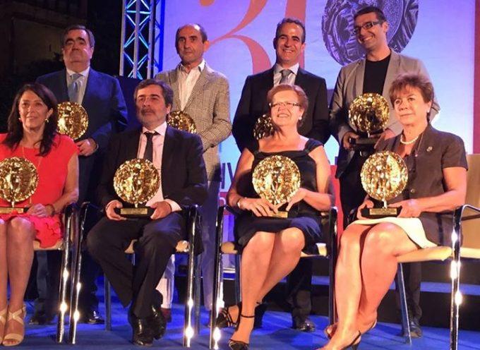 Daría Romero recoge el galardón 'Cordobeses del Año 2014'