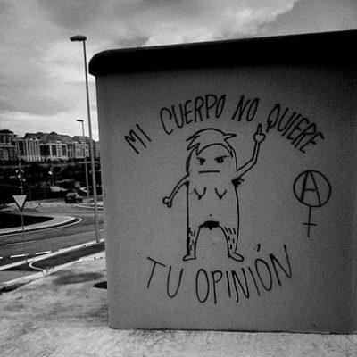'¿La felicidad se mide en kilos corporales?', por Reyes de la Cruz García