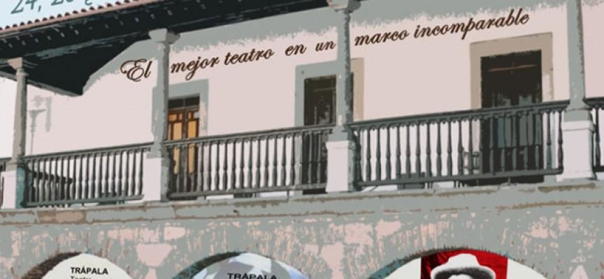 El cartel del III Festival de Teatro Clásico – Popular de Dos Torres
