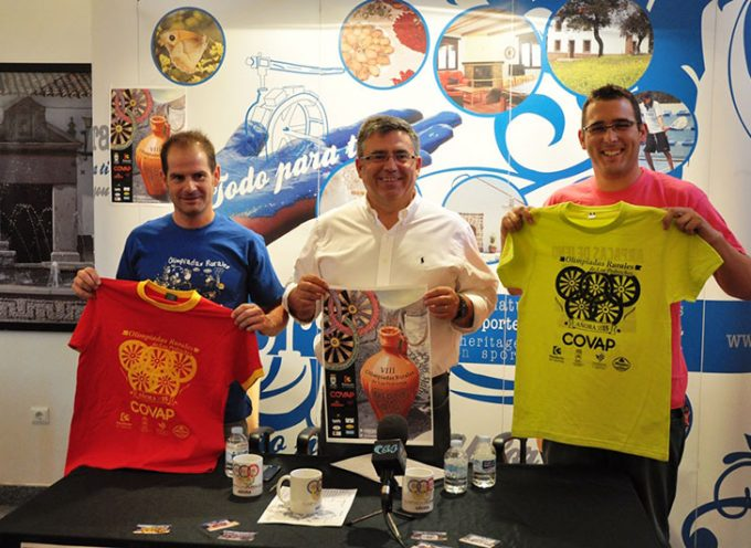 La Olimpiadas Rurales de Los Pedroches renuevan su récord de participación con casi 1.000 inscritos en 48 equipos