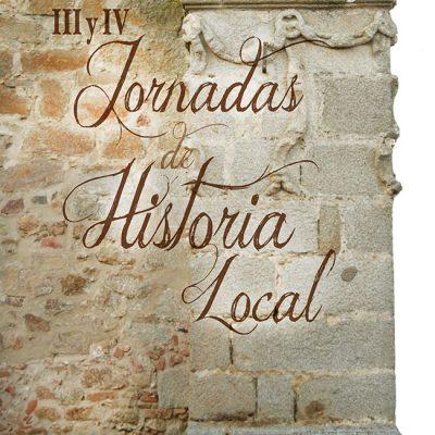 Presentación y entrega del libro de las III y IV Jornadas de Historia Local en el convento de Pedroche