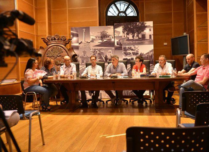 El Equipo de Gobierno del Ayuntamiento de Pozoblanco presenta su programa y el organigrama municipal