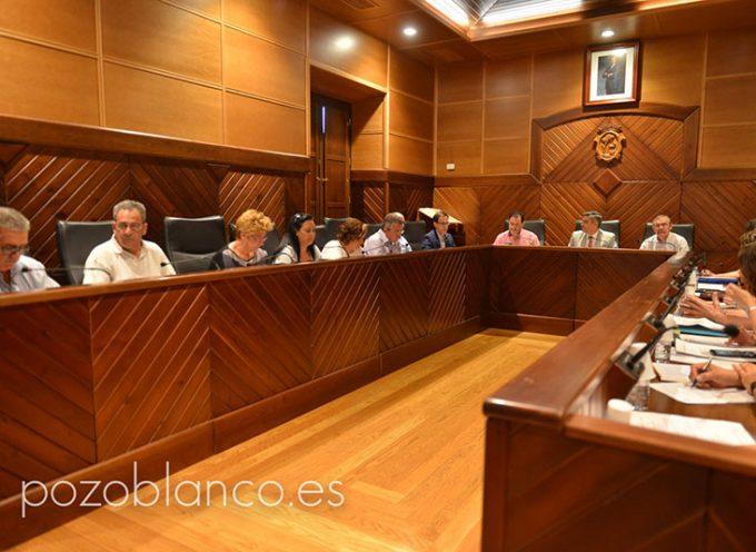 Aprobado el nuevo organigrama del Ayuntamiento de Pozoblanco