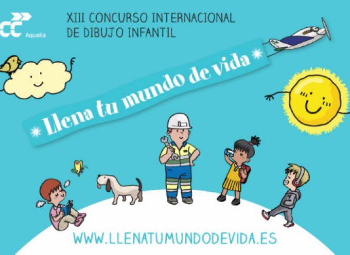 Un pozoalbense ha sido uno de los ganadores del Concurso Internacional de Dibujo Infantil de Aqualia