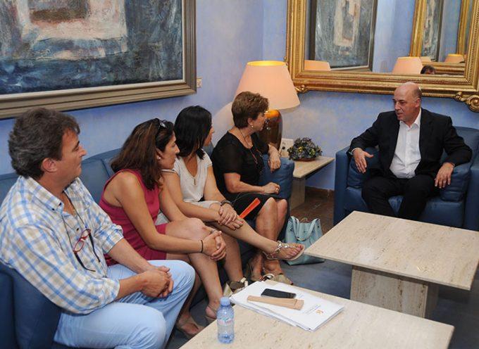 Diputación apoya las movilizaciones para reivindicar que aumente el número de trenes que paran en Los Pedroches