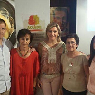 El Equipo de Cuidados Paliativos del ASNC participó en el encuentro de cuidadores organizado por ACUIDE