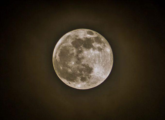Noches de luna llena, noches para salir al campo