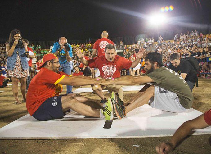 El Ayuntamiento de Añora, 'Premio de mejor institución' por las Olimpiadas Rurales