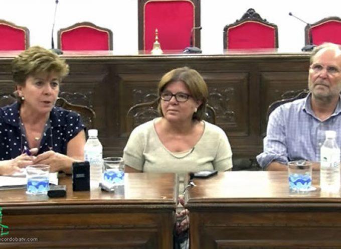 Reunión de la plataforma 'Que pare el tren en Los Pedroches' [vídeo]