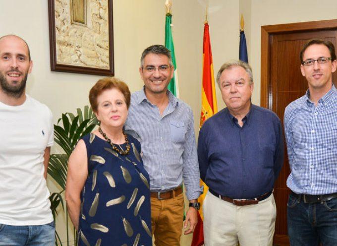 Rosa María García Herruzo y Antonio Arroyo Calero, pregoneros en la feria de Pozoblanco