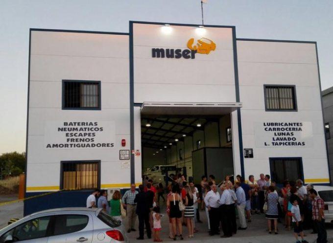 PRODE inaugura 'Muser Auto' en Pozoblanco