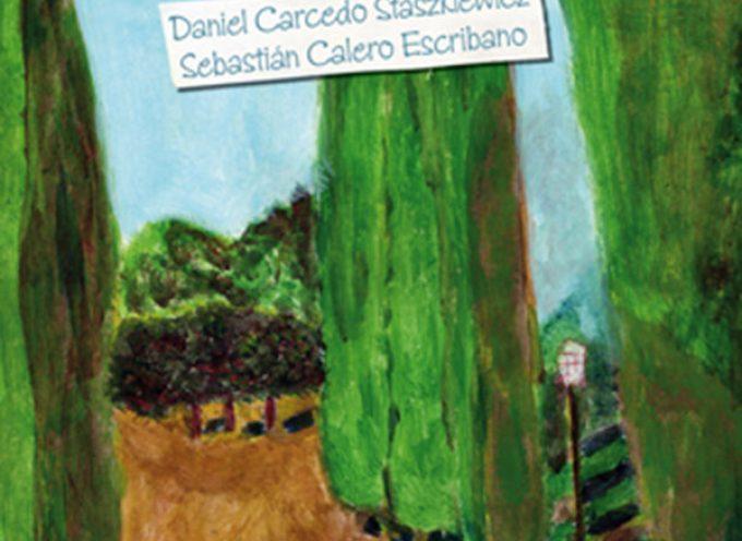 """El pedrocheño Sebastián Calero habla de su nuevo libro """"El Viaje"""" [audio]"""