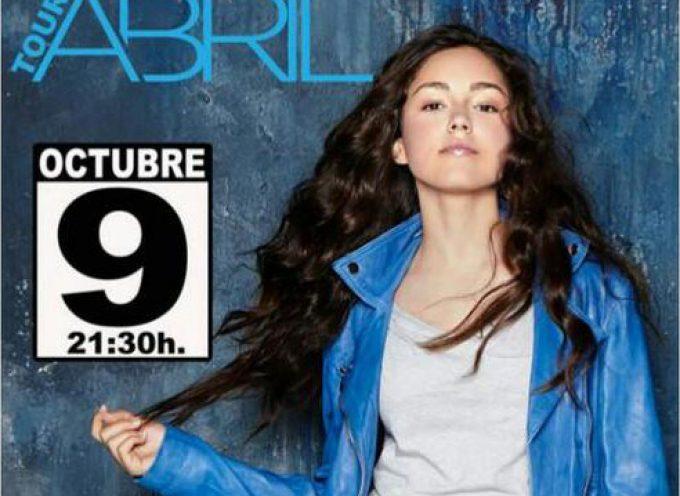 María Parrado actúa en Pozoblanco, hemos hablado con ella [audio]