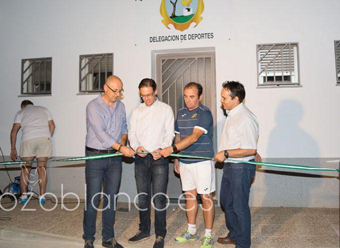 Nueva sede del Club de Pádel Pozoblanco
