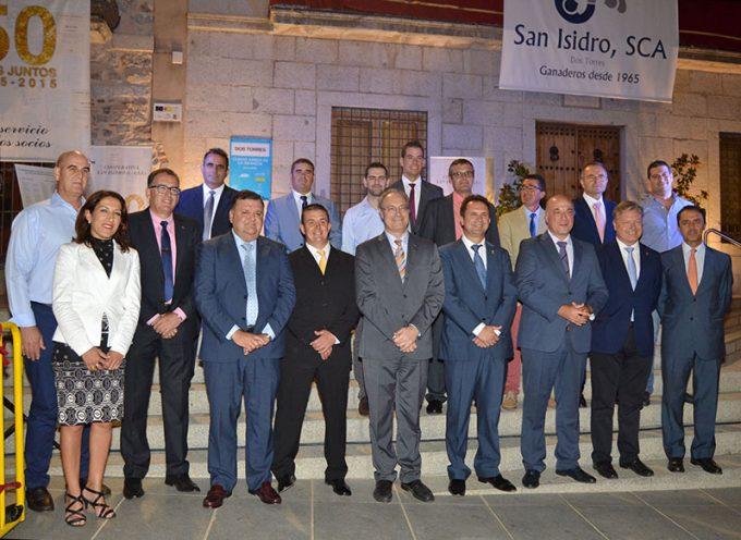 La Diputación apuesta por las cooperativas como motor de riqueza y desarrollo de las zonas rurales