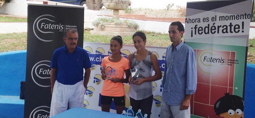 La tenista noriega Alicia Romero se adjudicó el Circuito Andaluz de Verano