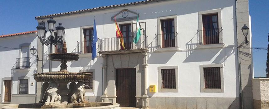 La Diputación de Córdoba mejora el acceso al mercado municipal de Torrecampo
