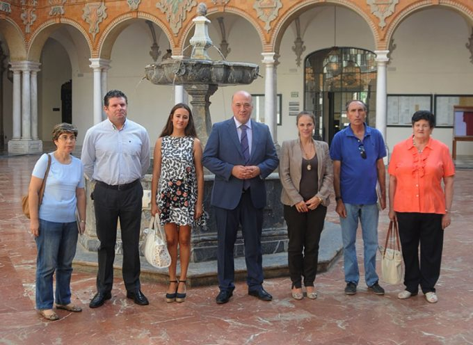 Ayuda de Diputación a la Asociación Sierra de la Costilla para el encuentro ecuestre Sierra de Cardeña