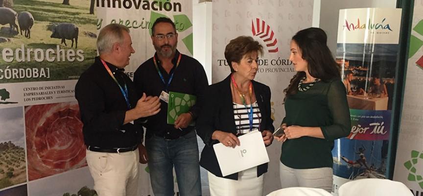 Firmado acuerdo entre el Centro de Iniciativas Empresariales y Turísticas Los Pedroches y el portal Andalucía Típica