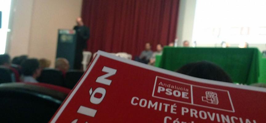 Juan Díaz, Rosa Ana González y María Isabel Bretón en las candidaturas del Senado y Congreso por el PSOE