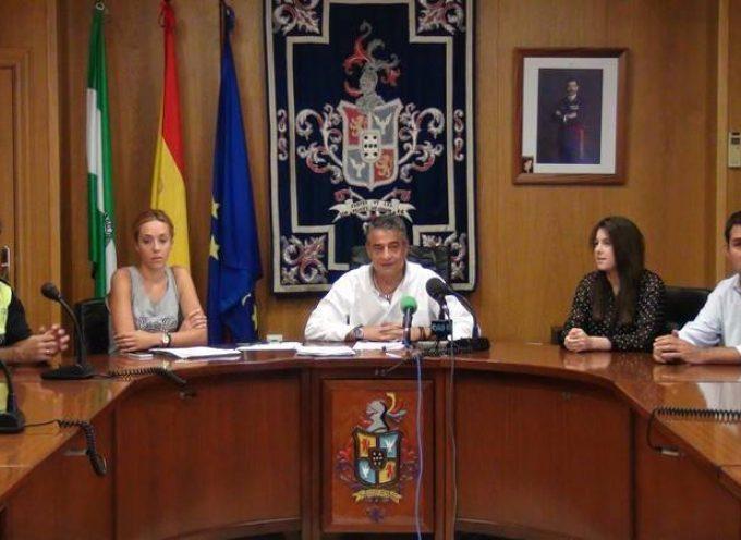 Comunicado del alcalde de Hinojosa del Duque ante las protestas por el incremento de robos