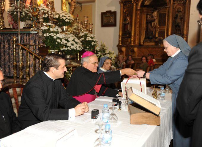 Se clausura la fase diocesana de canonización de la hermana Juanita en Villanueva de Córdoba