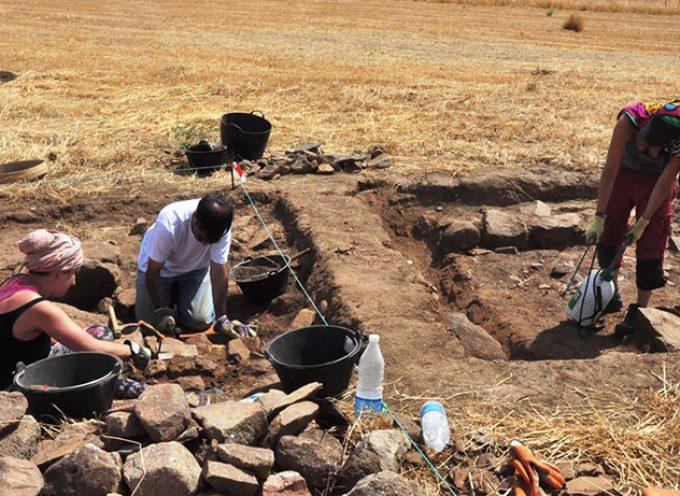 Las excavaciones y el estudio del yacimiento visigodo de La Losilla, en Añora, se prolongarán hasta 2020