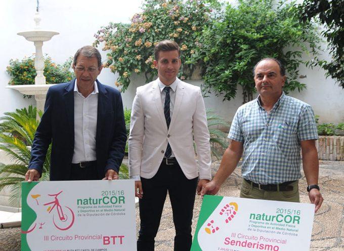 Belalcázar, Dos Torres y Cardeña en el III Circuito Naturcor de Senderismo y BTT