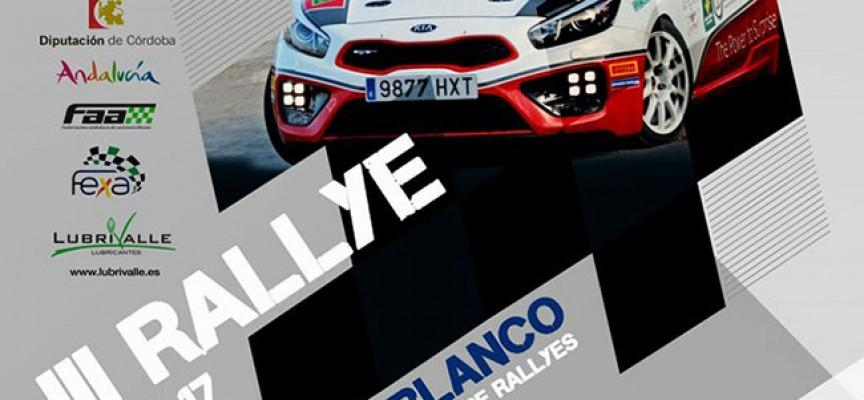 Llega el III Rallye Ciudad de Pozoblanco
