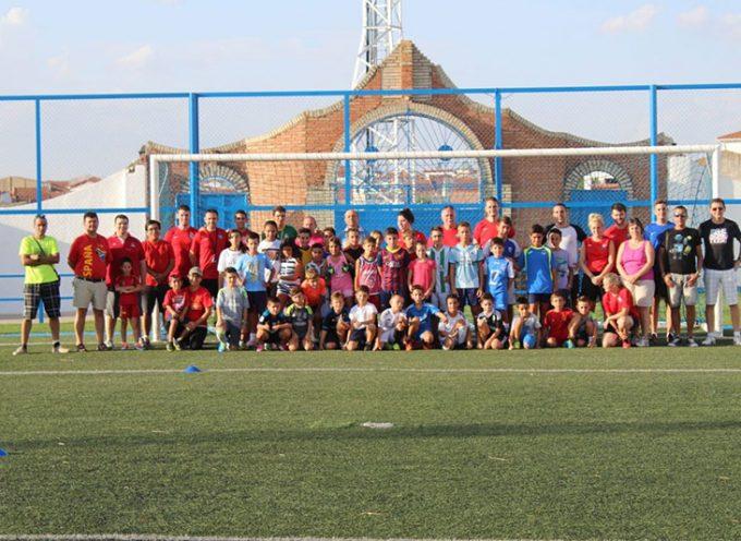 Finalizan las I Jornadas internacionales de fútbol, celebradas en Pozoblanco y El Viso