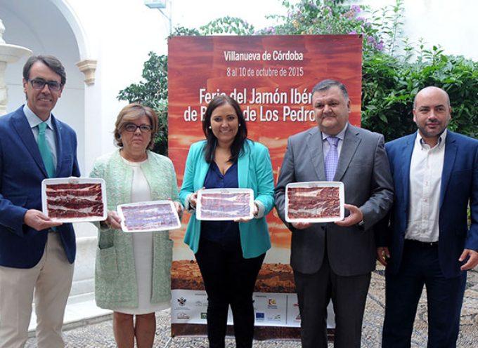 Presentada la XV edición de la Feria del Jamón Ibérico de Bellota de Los Pedroches