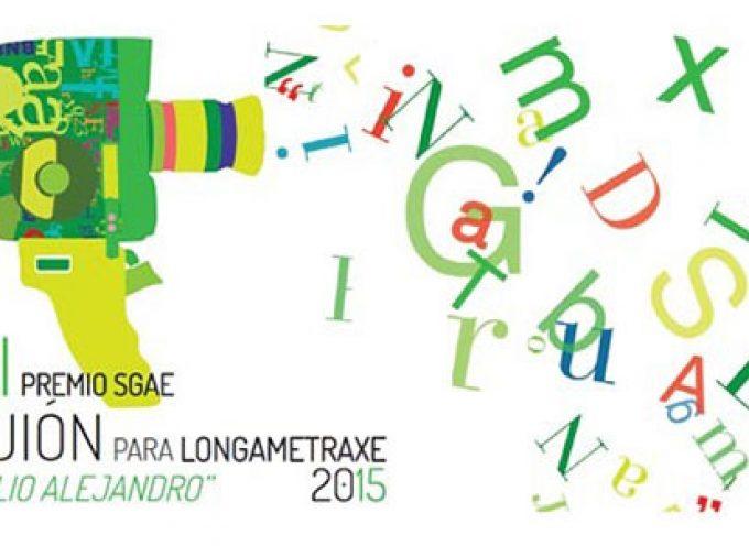 El guión de Luis Murillo, 'mención de honor' en el XII Premio SGAE de Guión Julio Alejandro