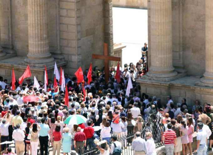 Una réplica de la Cruz de los Jóvenes recorrerá los arciprestazgos de Los Pedroches
